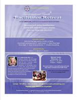 Publisher Flyer for Facilitator Event
