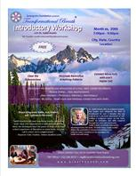 Publisher Flyer for Free Workshop