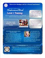 Publisher Flyer for Level 1, 2 or 3