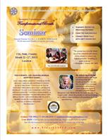 Publisher Flyer for Seminar
