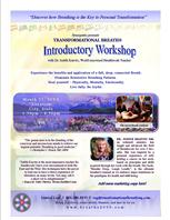Publisher Flyer for Workshop